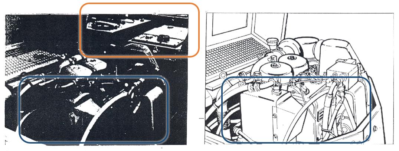 Fotografías versus ilustraciones técnicas.