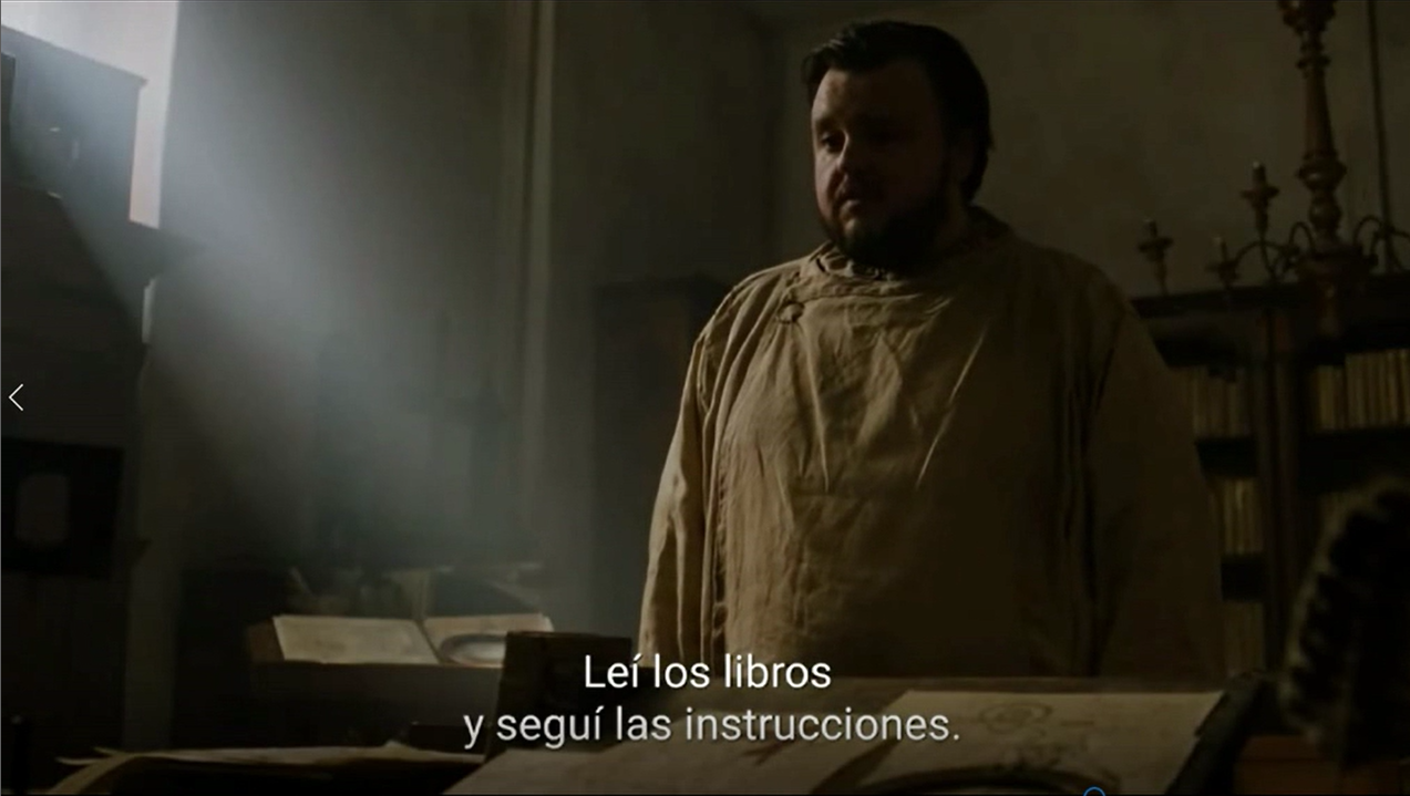 Sam Tarly. I read the books and followed the instructions