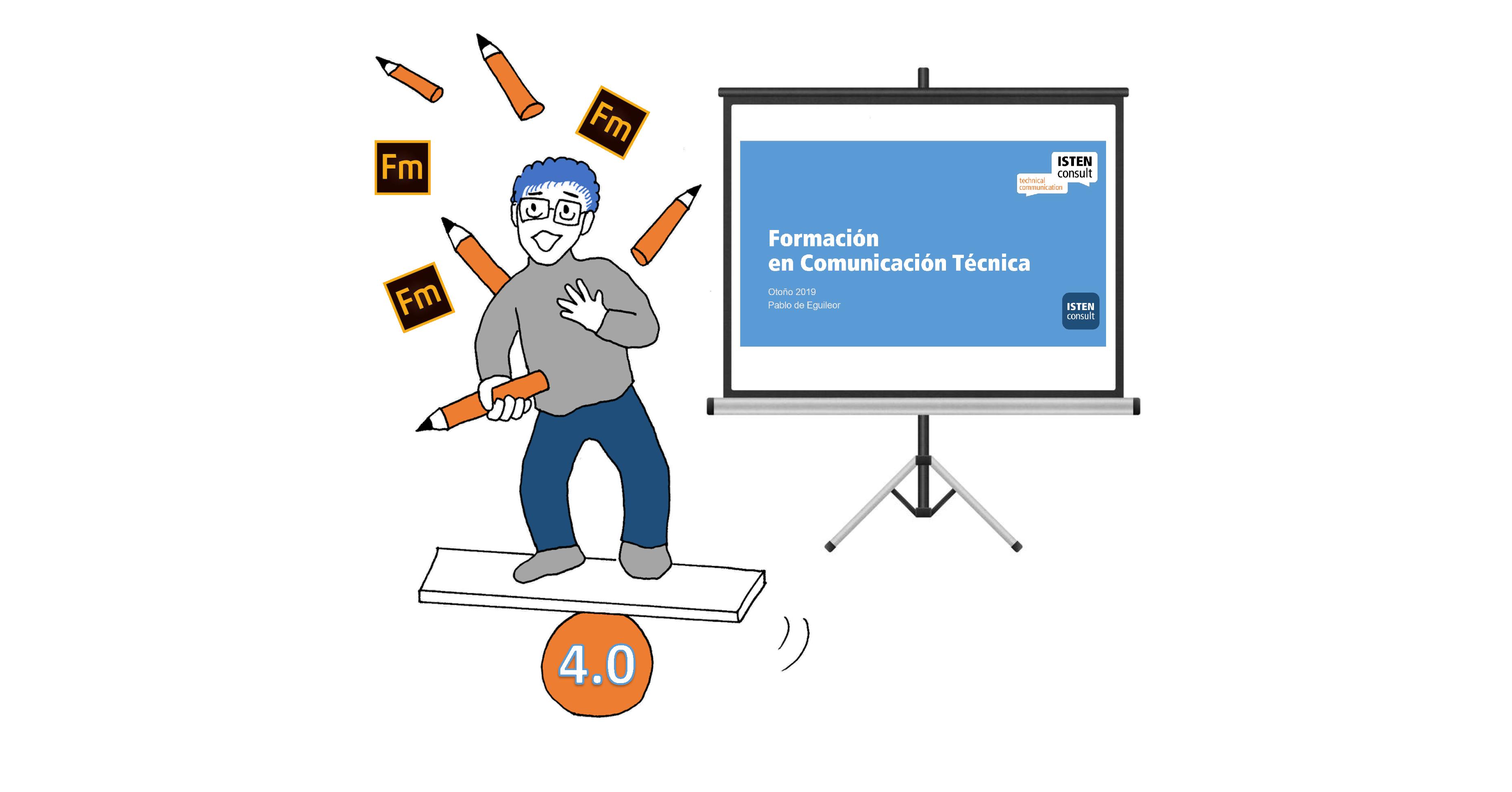 Cursos comunicación técnica